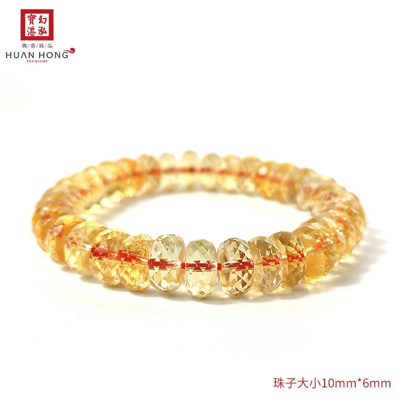 菱形黃水晶(活動七折出售)