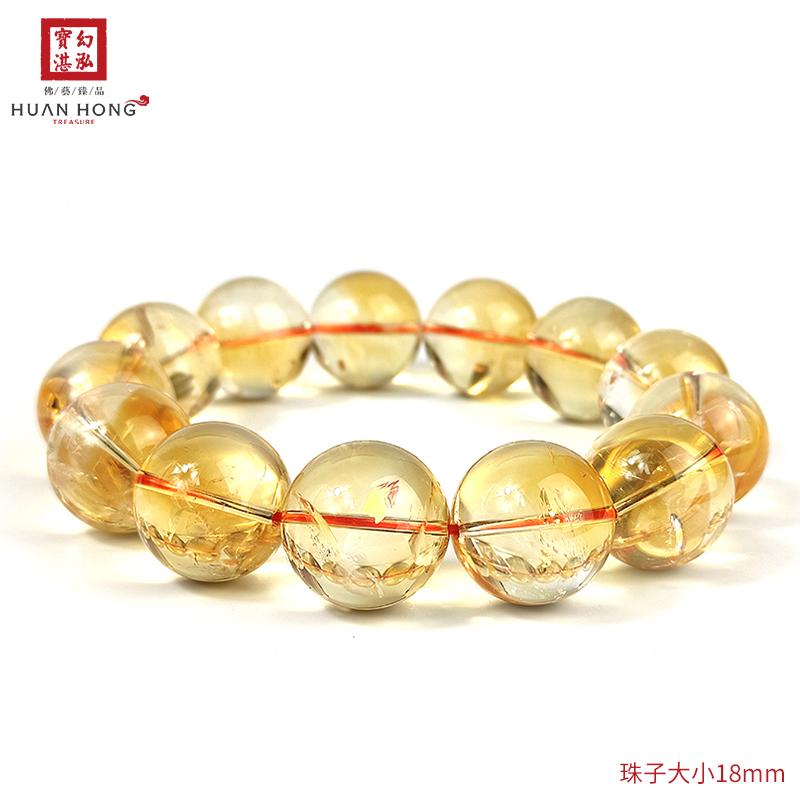 圓形黃水晶(活動七折出售)